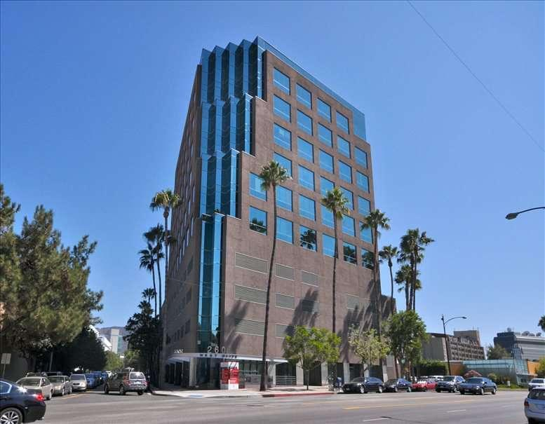 Photo of Office Space on 2600 West Olive Avenue, 5th Floor Burbank