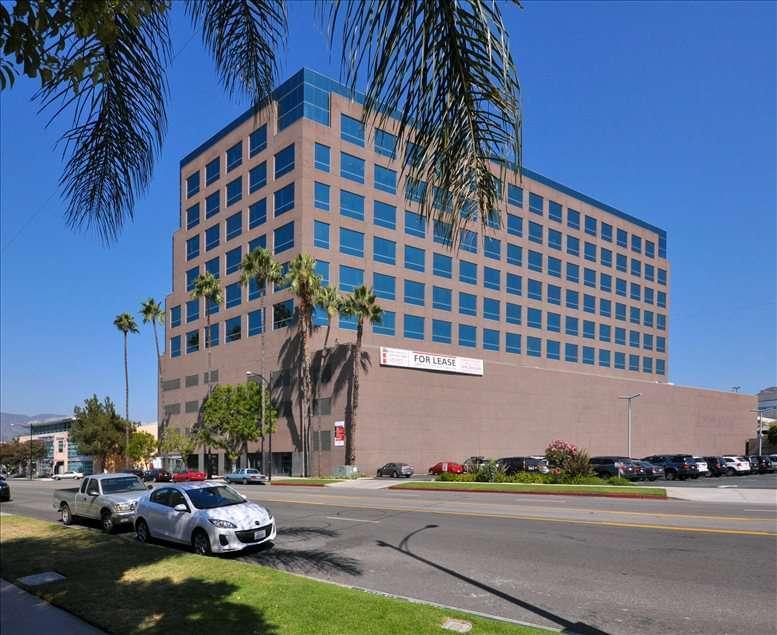 2600 W Olive Ave, 5th Fl, Media District Office for Rent in Burbank