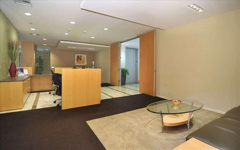 This is a photo of the office space available to rent on 2600 W Olive Ave, 5th Fl, Media District