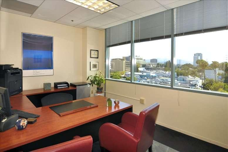 Photo of Office Space on 2600 W Olive Ave, 5th Fl, Media District Burbank