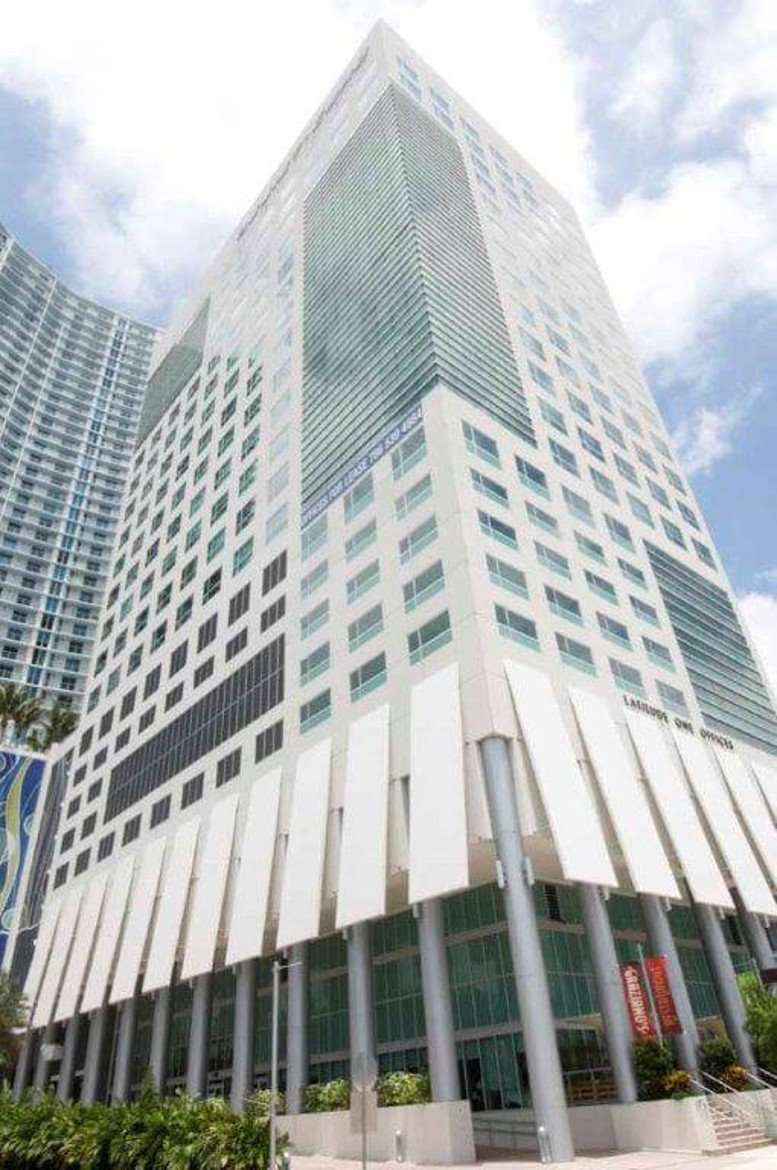 Latitude One, 175 SW 7th St, Brickell Office Space - Miami