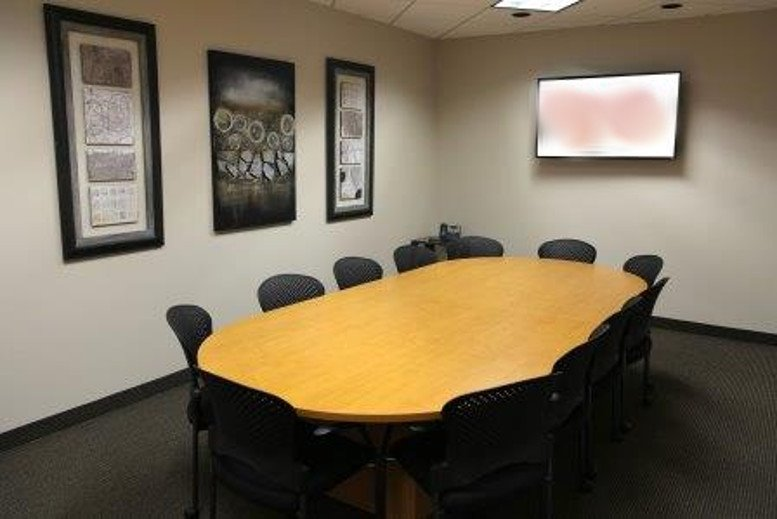 This is a photo of the office space available to rent on The International Plaza, 7900 International Drive, Bloomington