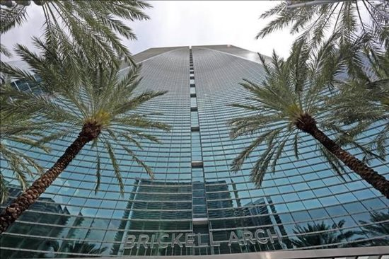 Photo of Office Space available to rent on Brickell Arch, 1395 Brickell Ave, Brickell, Miami