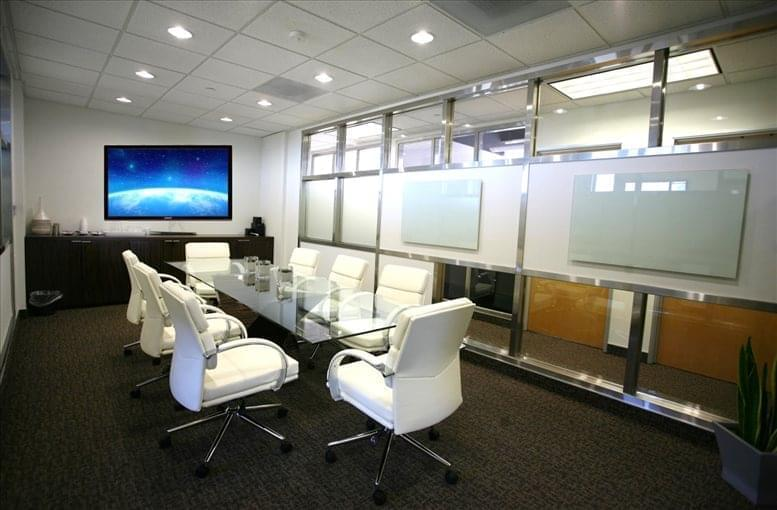 Photo of Office Space on Newport Executive Center, 260 Newport Center Dr Newport Beach