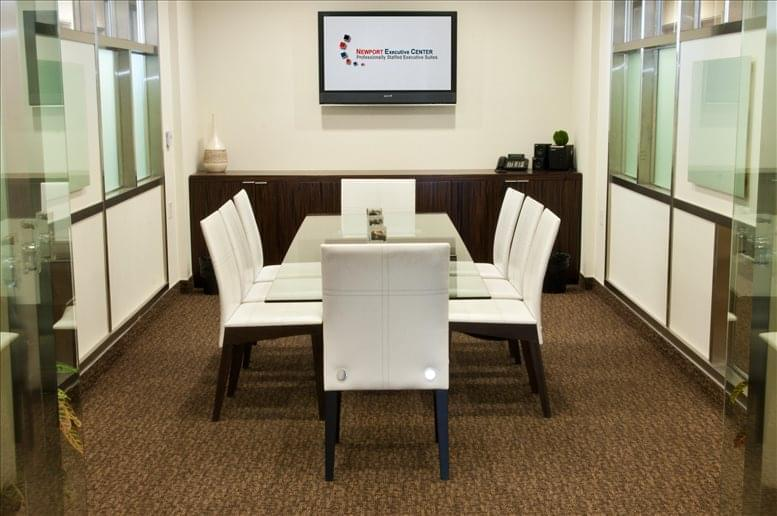 Picture of Newport Executive Center, 260 Newport Center Dr Office Space available in Newport Beach