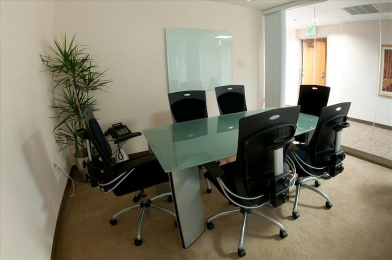 This is a photo of the office space available to rent on Newport Executive Center, 260 Newport Center Dr