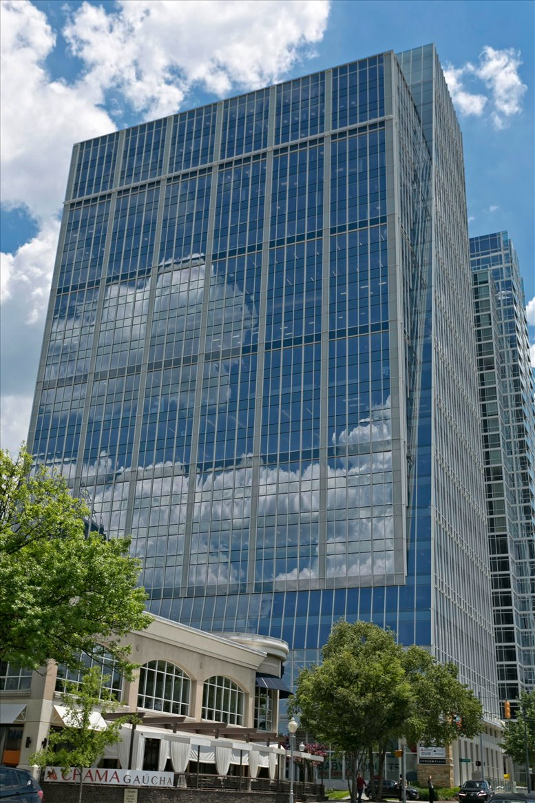 This is a photo of the office space available to rent on Terminus 200, 3333 Piedmont Rd NE, Buckhead