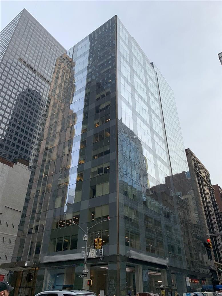 1140 6th Ave, Midtown, Manhattan Office Space - NYC