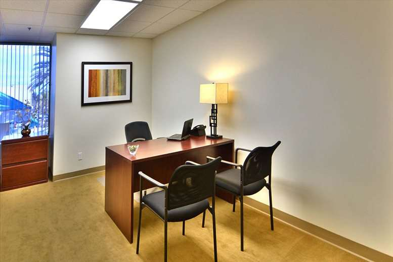 This is a photo of the office space available to rent on 41593 Winchester Road, Suite 200