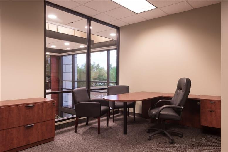 This is a photo of the office space available to rent on Atrium At McDermott, 1333 W McDermott Dr