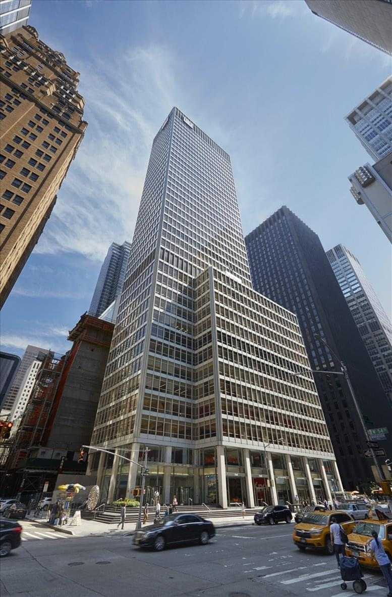 1330 6th Ave, Midtown, Manhattan Office Space - NYC