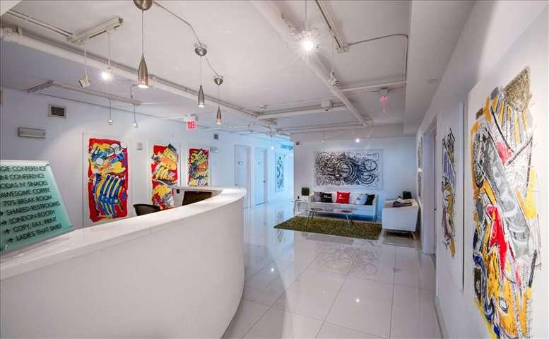 990 Biscayne Blvd, Downtown Miami Office Space - Miami