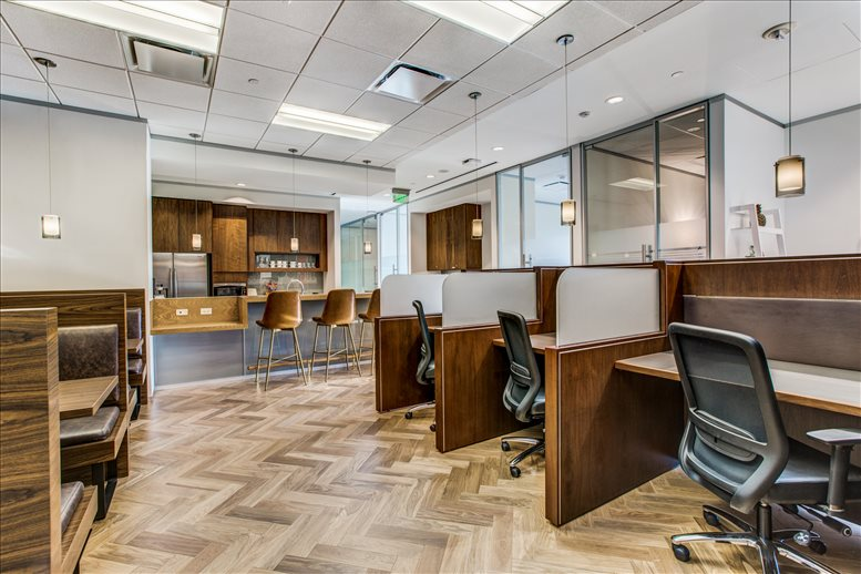 Office for Rent on Rosewood Court, 2101 Cedar Springs Road, Uptown Dallas