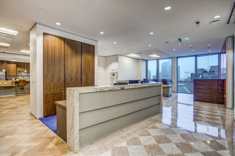Rosewood Court, 2101 Cedar Springs Road, Uptown Office for Rent in Dallas