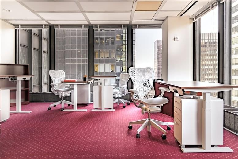 Seagram Building, 375 Park Avenue, Midtown East Office for Rent in NYC