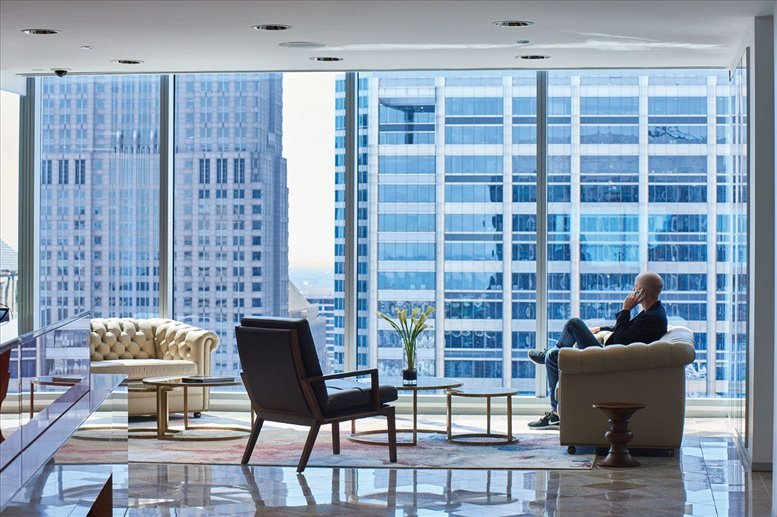 Photo of Office Space available to rent on Seagram Building, 375 Park Avenue, Midtown East, NYC