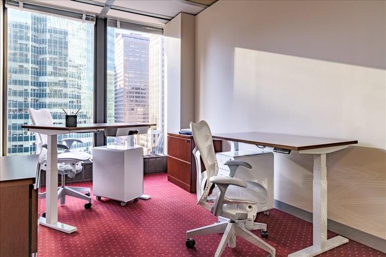 Office for Rent on Seagram Building, 375 Park Avenue, Midtown East NYC