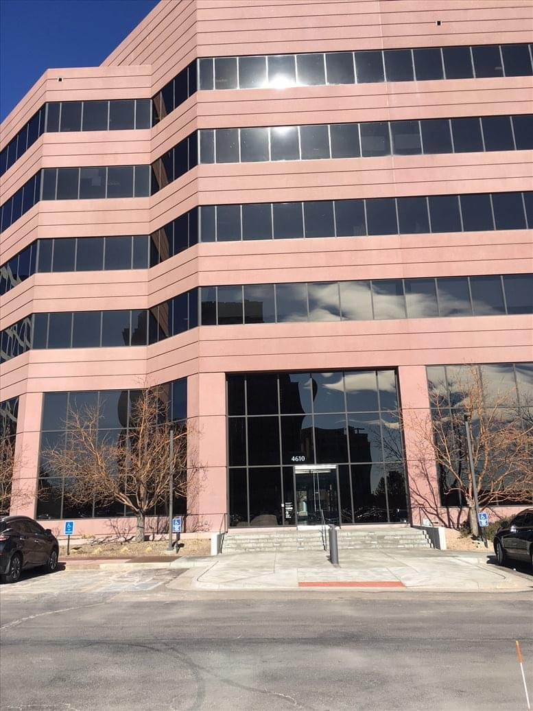 4610 South Ulster Street available for companies in Denver