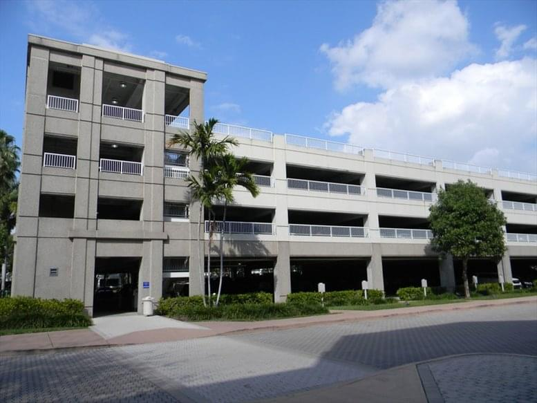 Photo of Office Space on 2385 Executive Center Drive Boca Raton