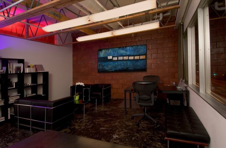 Picture of 8335 Sunset Blvd, 2nd Fl Office Space available in West Hollywood