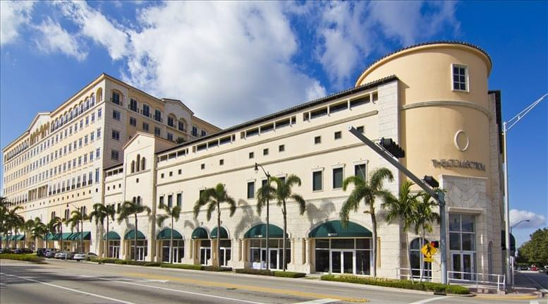 4000 Ponce De Leon Boulevard, Suite 470 Office Space - Miami