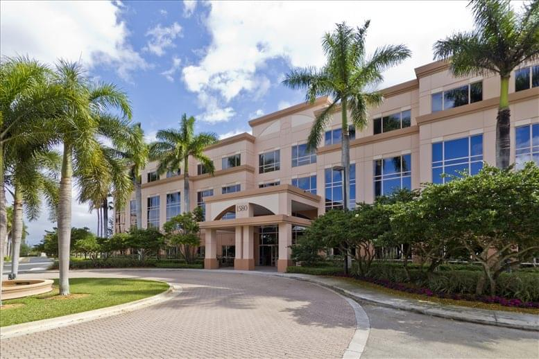 1580 Sawgrass Corporation Parkway available for companies in Sunrise