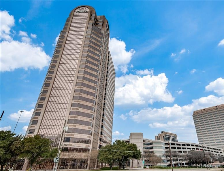 Office for Rent on Three Galleria Tower, 13155 Noel Rd Dallas