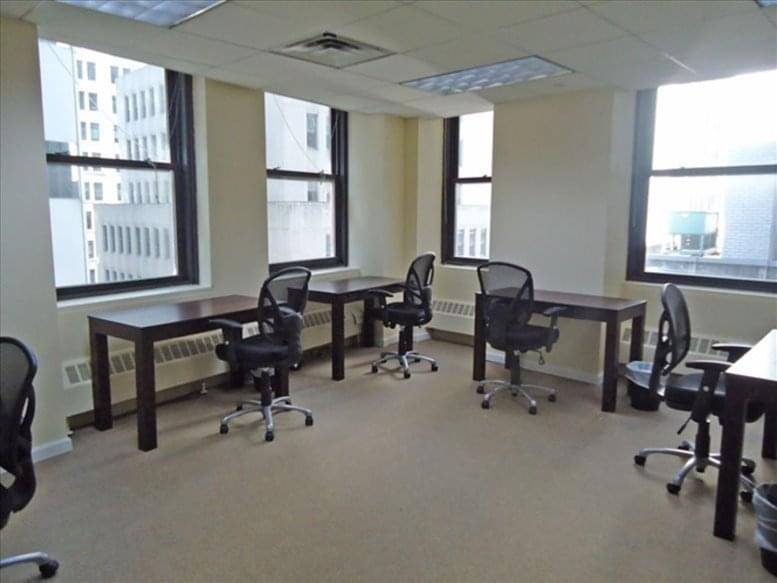 Photo of Office Space on Continental Bank Building, 30 Broad Street @ Exchange Place, Financial District, Downtown, Manhattan NYC