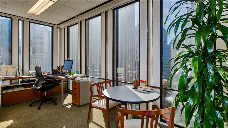 Four Embarcadero Center, 55 Clay St Office for Rent in San Francisco
