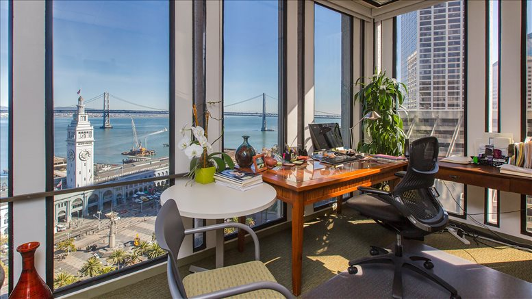 Picture of Four Embarcadero Center, 55 Clay St Office Space available in San Francisco