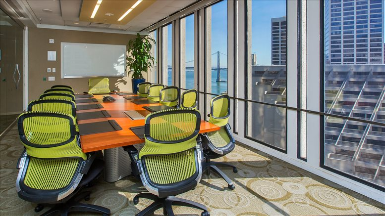 Four Embarcadero Center, 55 Clay St Office Space - San Francisco