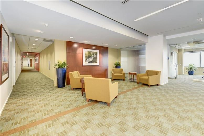This is a photo of the office space available to rent on 1750 Tysons Boulevard