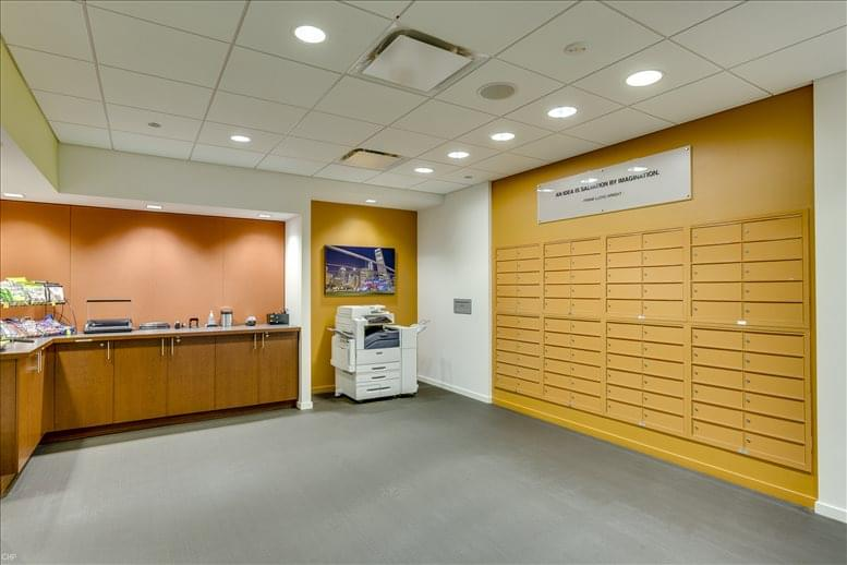 This is a photo of the office space available to rent on Aon Center, 200 E Randolph St, Chicago Loop