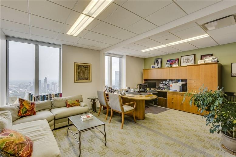 Photo of Office Space on Aon Center, 200 E Randolph St, Chicago Loop Chicago