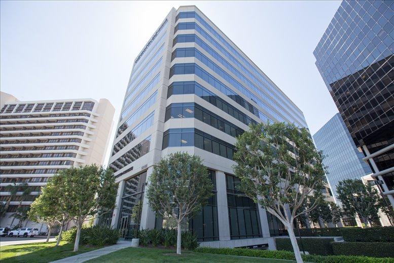 Irvine Towers, 18100 Von Karman Avenue Office Space - Irvine