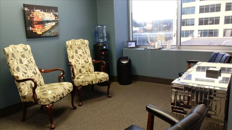 600 Republic Centre, 633 Chestnut Street Office for Rent in Chattanooga