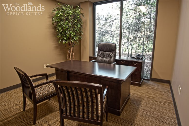 1095 Evergreen Circle Office for Rent in The Woodlands