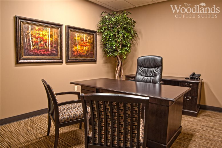 This is a photo of the office space available to rent on 1095 Evergreen Circle