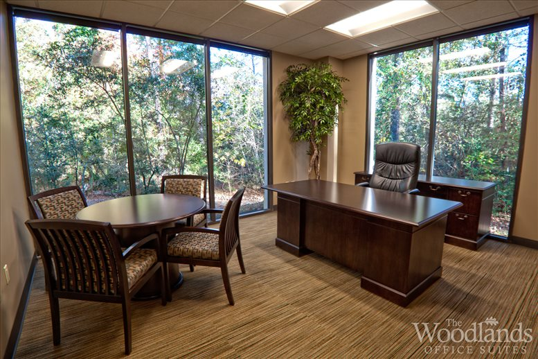 1095 Evergreen Circle Office Space - The Woodlands