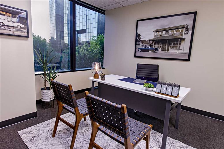 This is a photo of the office space available to rent on 21550 Oxnard St, 3rd Fl, Warner Center