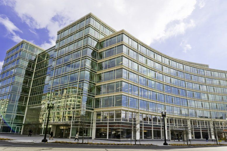 2200 Pennsylvania Ave NW, Foggy Bottom Office Space - Washington DC