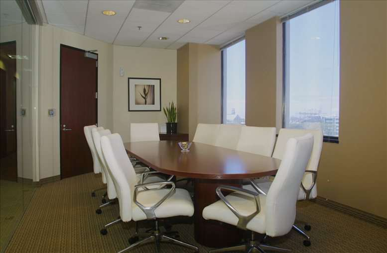 444 West Ocean, Suite 800, Long Beach Plaza Office Space - Long Beach