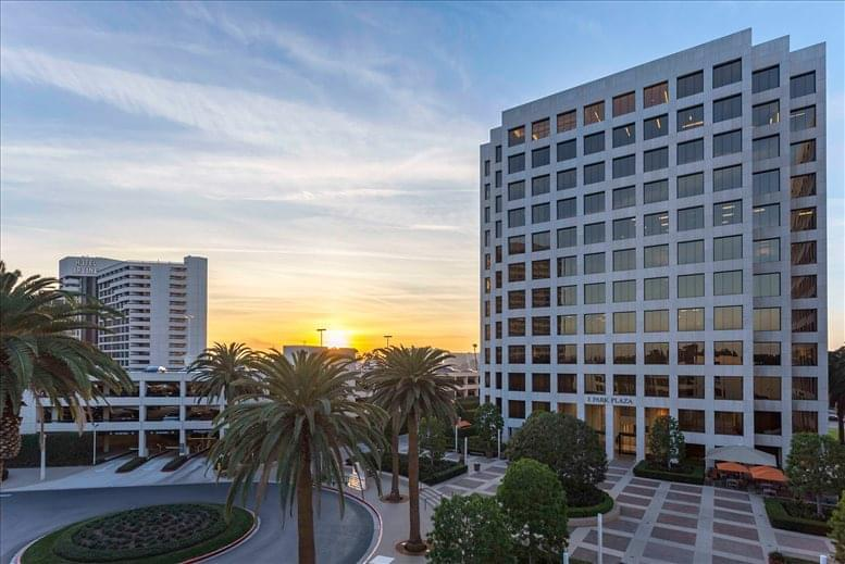 Jamboree Center available for companies in Irvine
