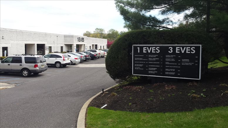 Office for Rent on 1 Eves Drive, Suite 111 Marlton