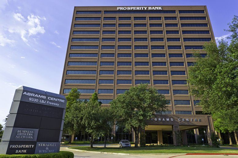 Lake Highlands Tower, 9330 LBJ Freeway, 9th Fl Office Space - Dallas