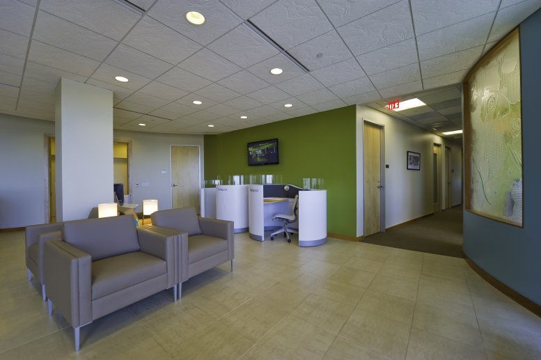 This is a photo of the office space available to rent on Park Bank, 2810 Crossroads Dr