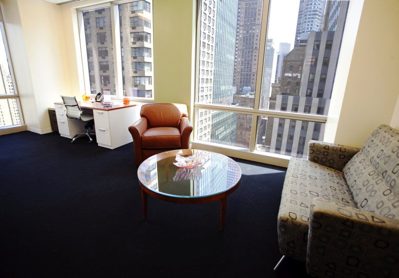 1745 Broadway, 17th Floor Office for Rent in New York City