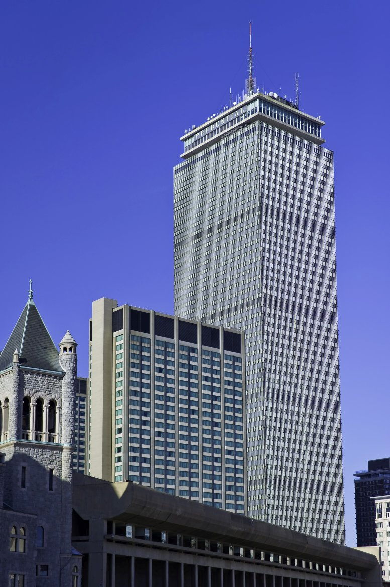 Prudential Building, 18th Fl, 800 Boylston St, Back Bay Office Space - Boston