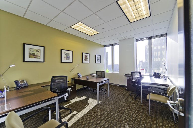 Prudential Building, 18th Fl, 800 Boylston St, Back Bay Office for Rent in Boston