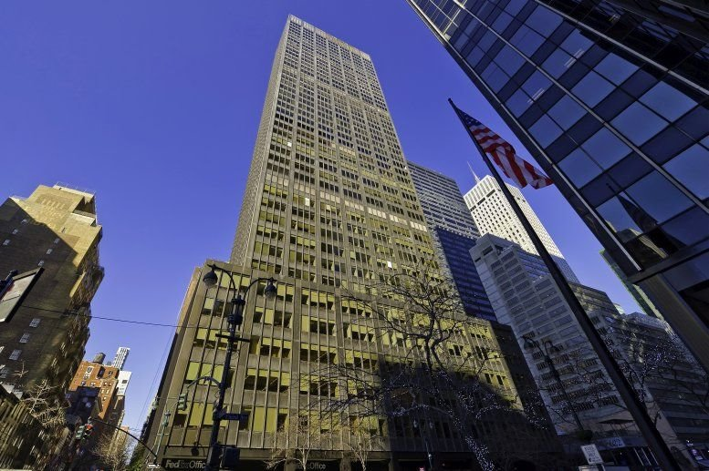 600 Third Avenue, 2nd Floor Office Space - New York City
